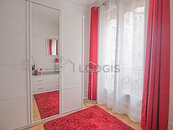 Квартира Париж 19° - Спальня