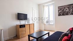 公寓 巴黎11区 - 客廳