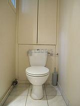 Wohnung Paris 1° - WC