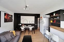 Квартира Париж 13° - Гостиная