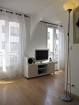 Apartamento París 19° - Alcoba