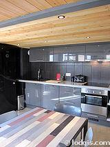 デュプレックス パリ 19区 - キッチン