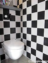 デュプレックス パリ 19区 - トイレ