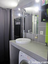 Duplex Paris 19° - Badezimmer