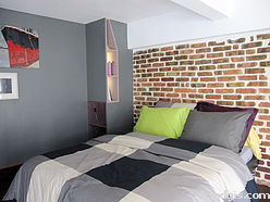 Duplex Paris 19° - Zwischenstock
