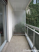 公寓 巴黎15区 - 阳台
