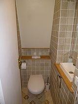 dúplex París 5° - WC