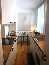 ロフト パリ 4区 - キッチン