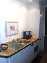 Loft Paris 4° - Kitchen