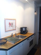 Loft Paris 4° - Küche