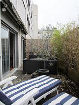 公寓 巴黎8区 - 阳台