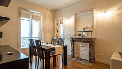 Apartment Paris 16° - Living room
