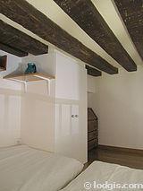 公寓 巴黎6区 - 雙層床鋪