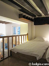 Apartamento París 6° - Entreplanta