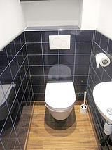 アパルトマン パリ 18区 - トイレ