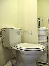 Apartamento Paris 18° - Sanitários