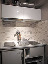 Wohnung Paris 5° - Küche
