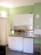 Apartamento París 17° - Cocina