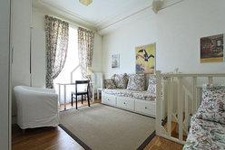 Duplex Paris 17° - Living room