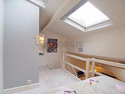 デュプレックス パリ 7区 - ベッドルーム