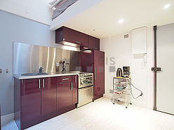 duplex Parigi 7° - Cucina