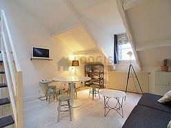 Duplex Paris 7° - Wohnzimmer