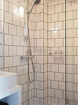 雙層公寓 巴黎14区 - 浴室