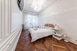 公寓 巴黎16区 - 卧室 3