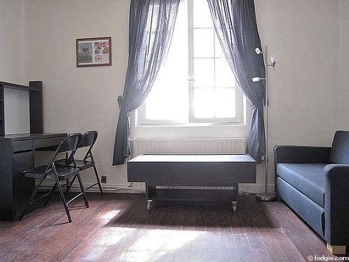 Séjour très calme et lumineux d'un appartementà Paris