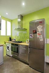 dúplex París 18° - Cocina