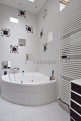 dúplex París 18° - Cuarto de baño