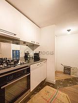 Wohnung Paris 3° - Küche