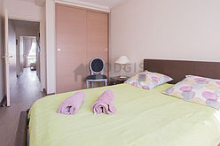 Apartment Paris 19° - Bedroom 3