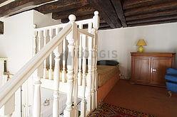 Apartment Paris 4° - Mezzanine