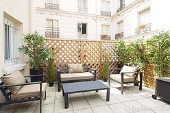 Apartment Paris 8° - Terrace