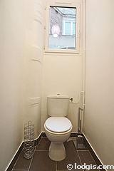 公寓 巴黎10区 - 廁所