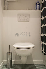 Apartamento Paris 4° - Sanitários