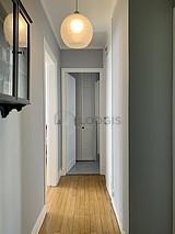 Apartment Paris 16° - Entrance
