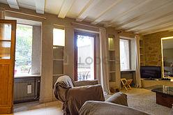 透天房屋 巴黎13区 - 客廳
