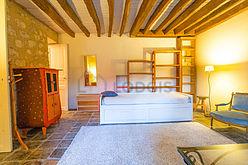 casa París 13° - Dormitorio