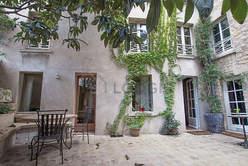 Haus Paris 13° - Terasse