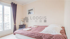 Apartamento París 7° - Dormitorio