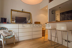 Apartamento Paris 17° - Salaõ