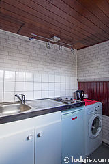 barca Paris 13° - Cozinha