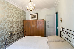 Apartamento París 19° - Dormitorio