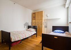 公寓 巴黎20区 - 卧室 2