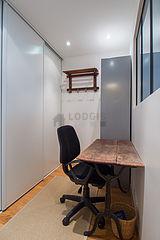 Apartment Paris 20° - Study