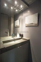 Duplex Seine st-denis Nord - Badezimmer 2
