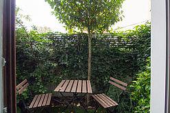 Duplex Seine st-denis Nord - Garten