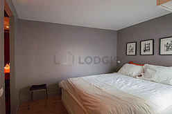Duplex Seine st-denis Nord - Schlafzimmer